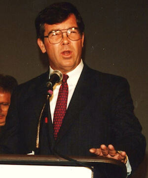 Billy Payne, the head of the Atlanta Committee for the Olympic Games (ACOG)
